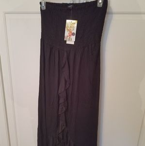 NWT Raviya sleeveless dress cover up